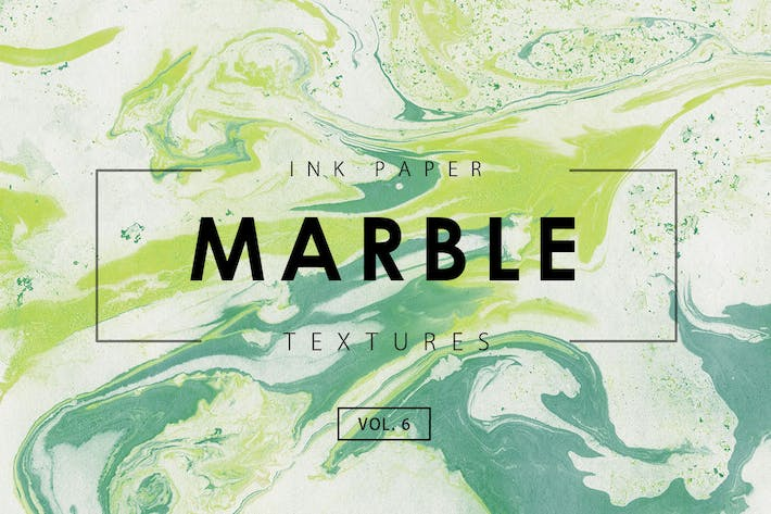 Thumbnail for Marble Ink Textures 6