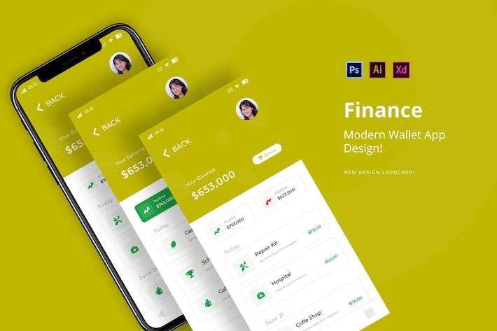 Thumbnail for Finance App