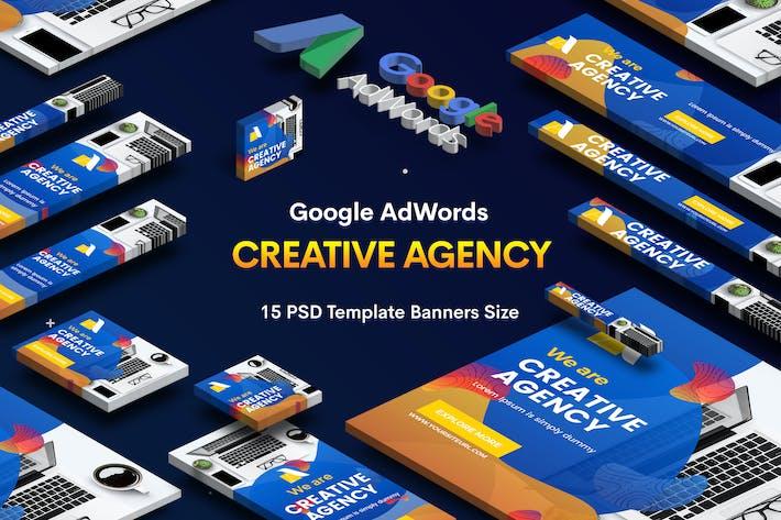 Thumbnail for KreativAgentur, Studio Banner Ad