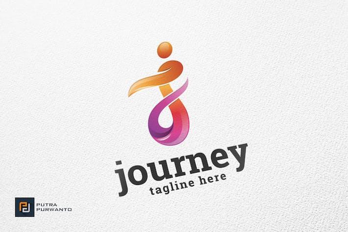 Thumbnail for Journey / Letter J - Logo Template