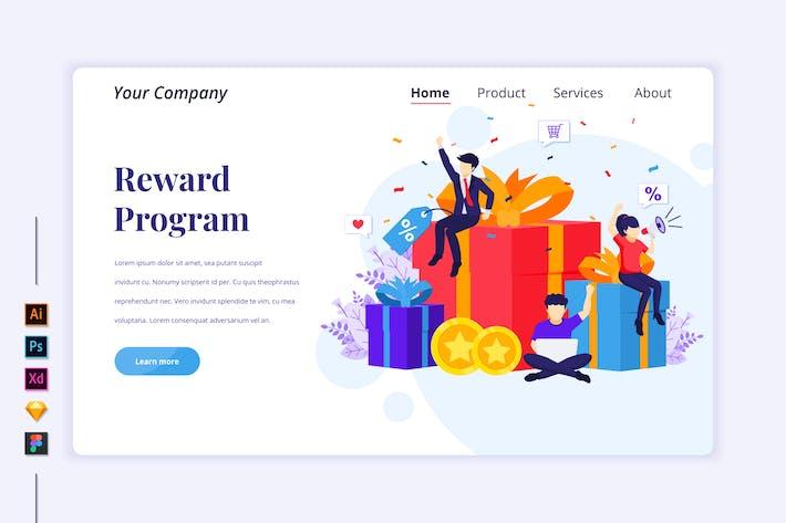 Online-Belohnung - Agnytemp