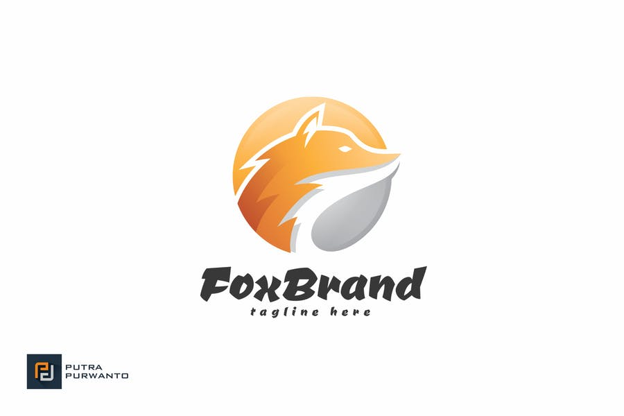 Fox Brand - Logo Template