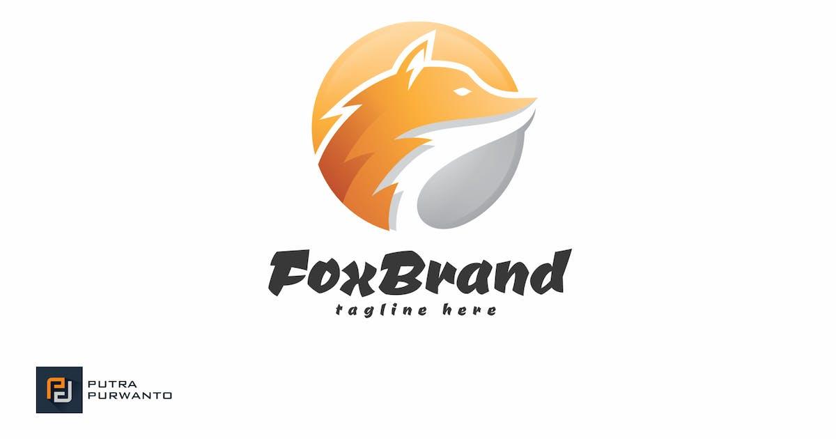 Download Fox Brand - Logo Template by putra_purwanto