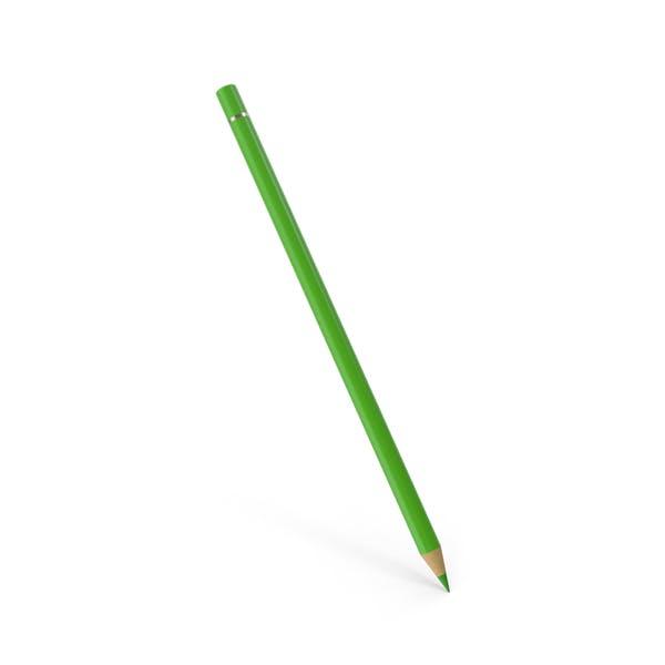 Цвет Карандаш Зеленый