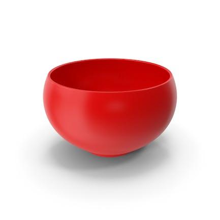 Ceramic Pot Red