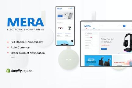 Mera | Electronics Responsive Shopify Theme