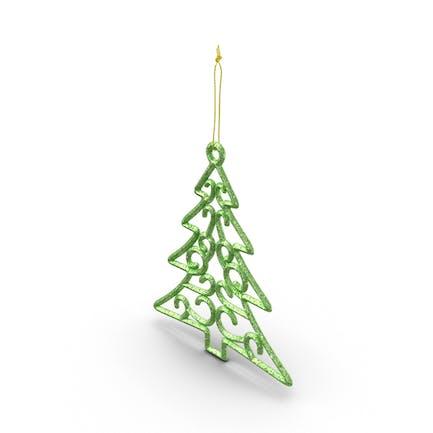 Baumförmige Ornament