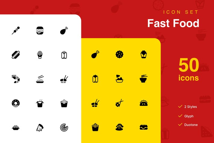 Thumbnail for Fast Food Icon