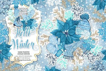 Hello Winter Design