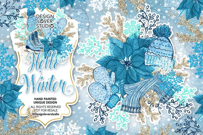 Thumbnail for Hello Winter Design