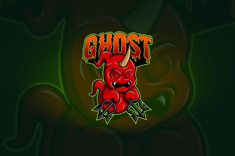 Ghost - Mascot & Esport Logo