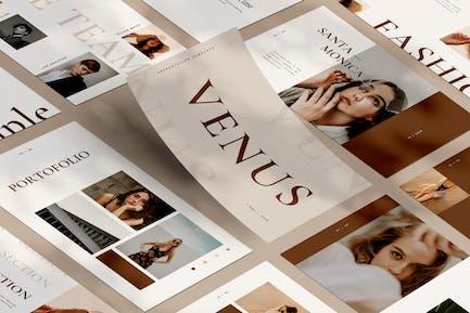 Diapositivas de Google de Venus