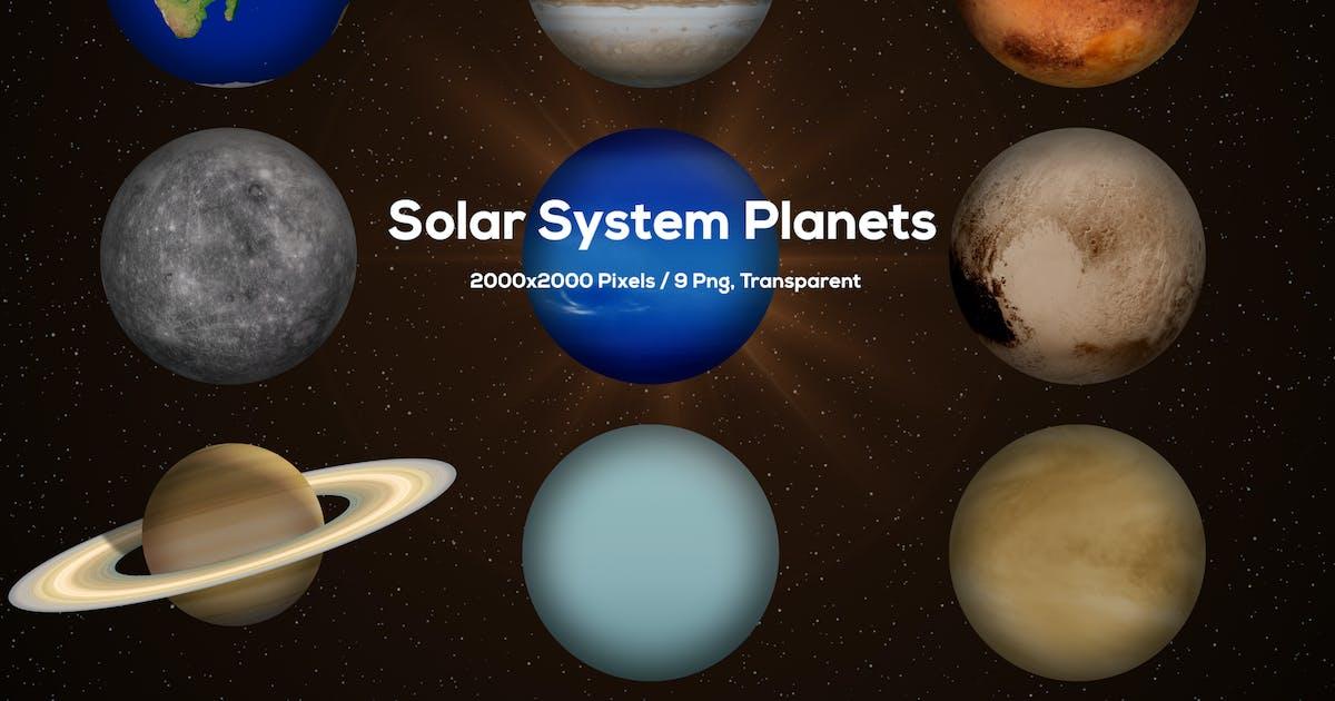 Download Solar System Planets by StrokeVorkz