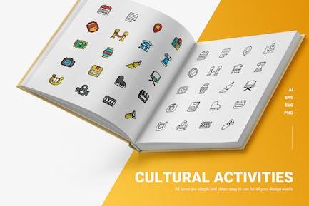Activités Culturelles - Icones