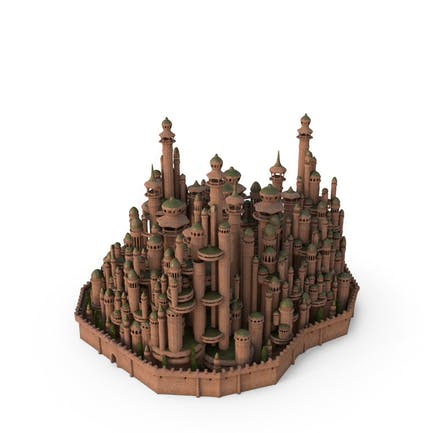 Mysterious Elf City