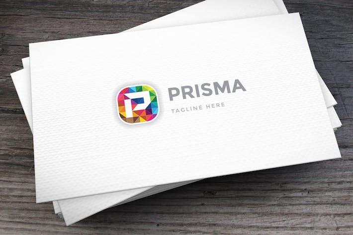 Cover Image For Prime Prisma Logo Template