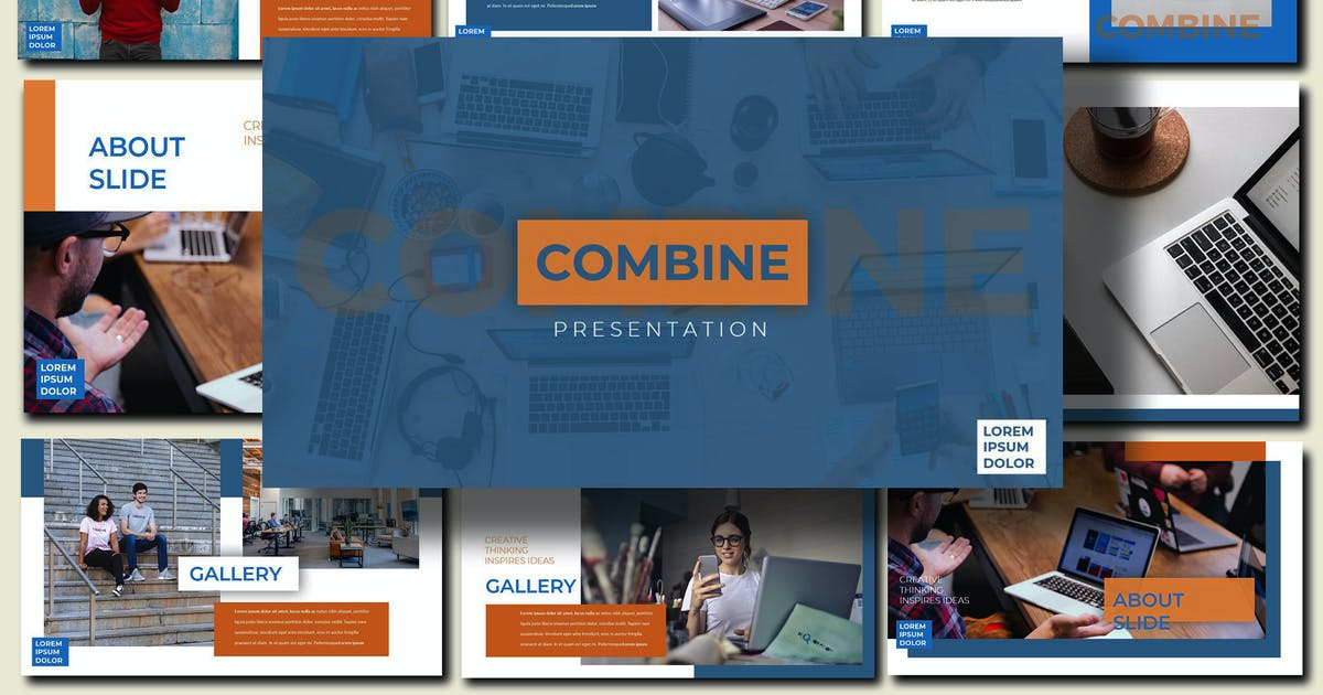 Download Combine Creative - Powerpoint Template by putra_khan