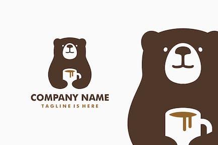 Bear Hugs Coffee Mug Logo