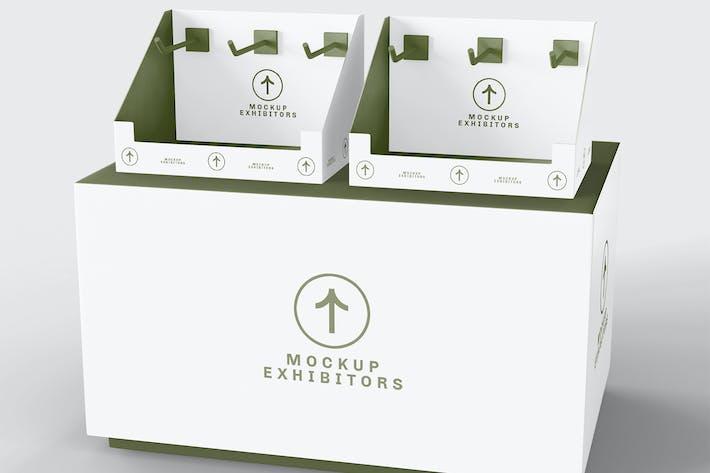 Aussteller Packaging Mockup