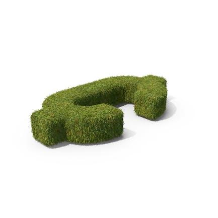 Grass Cent Symbol