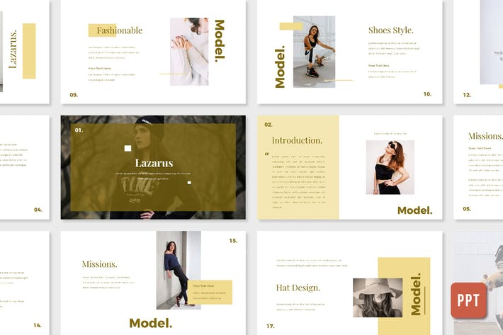Лазарь - Женская мода (Powerpoint)