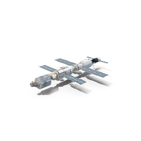 Cover Image for International Space Station