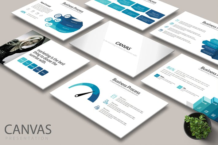 CANVAS Powerpoint