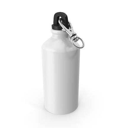 Trinkflasche mit Kappe