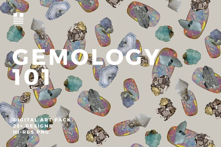 Cover Image For Gemology 101