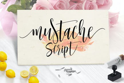 Mustache Smooth