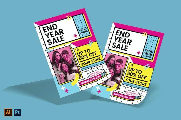 Memphis Discount Sale Flyer