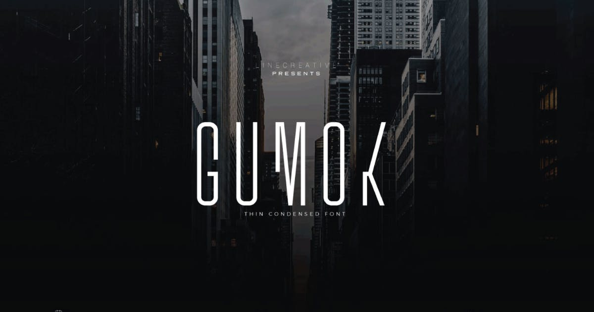 Download Gumok by linecreative