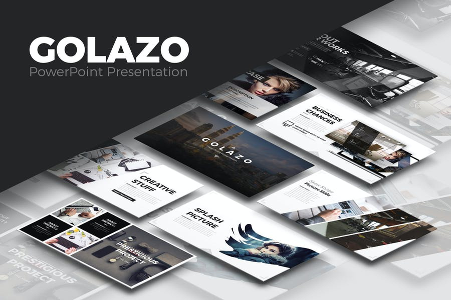 Golazo PowerPoint Presentation