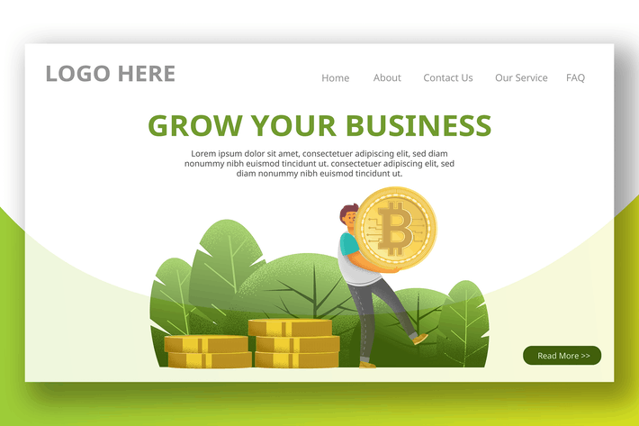 Thumbnail for Cryptocurrency Investing - Landing Page