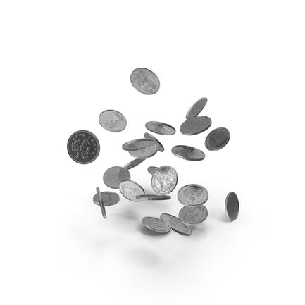 5 Pence UK Falling