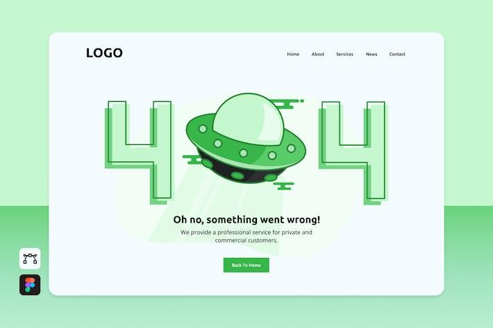 Fof - 404 Landing Page 5