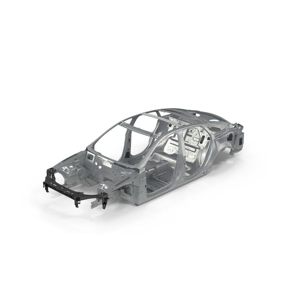 Thumbnail for Car Frame with Chassis