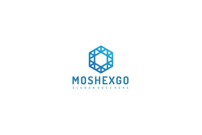 Thumbnail for Mosaic Hexagon Logo