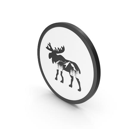 Icon Moose