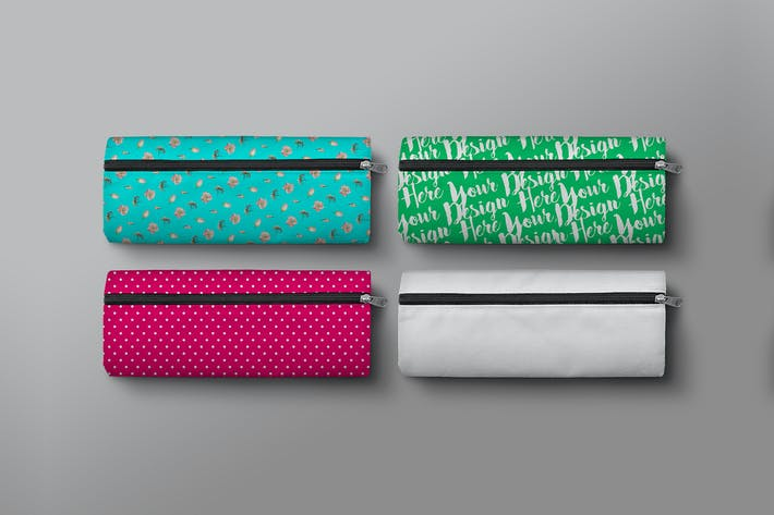 Thumbnail for Pencil Case Mockups