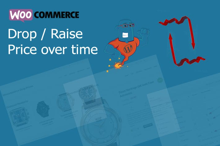 Thumbnail for WooCommerce Drop / Raise Prices
