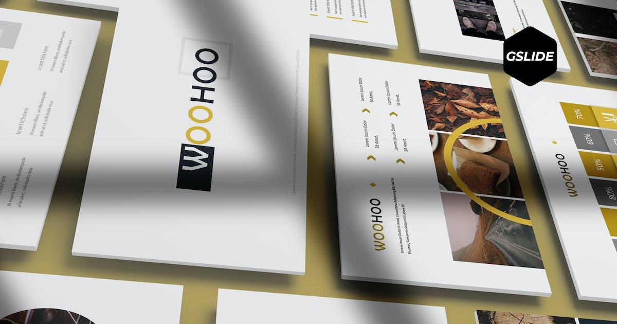 Download Woohoo - Google Slide Template by aqrstudio