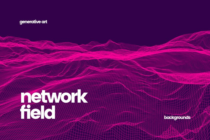 Thumbnail for Network Field Backgrounds