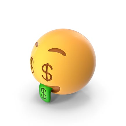 Dinero Cara Emoji
