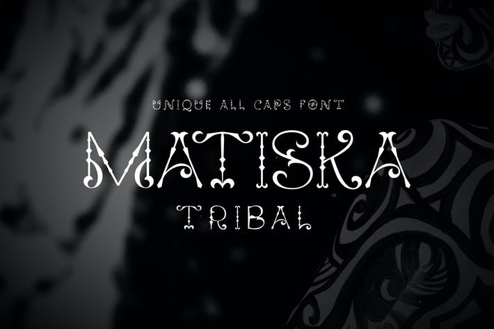 Thumbnail for Matiska Tribal