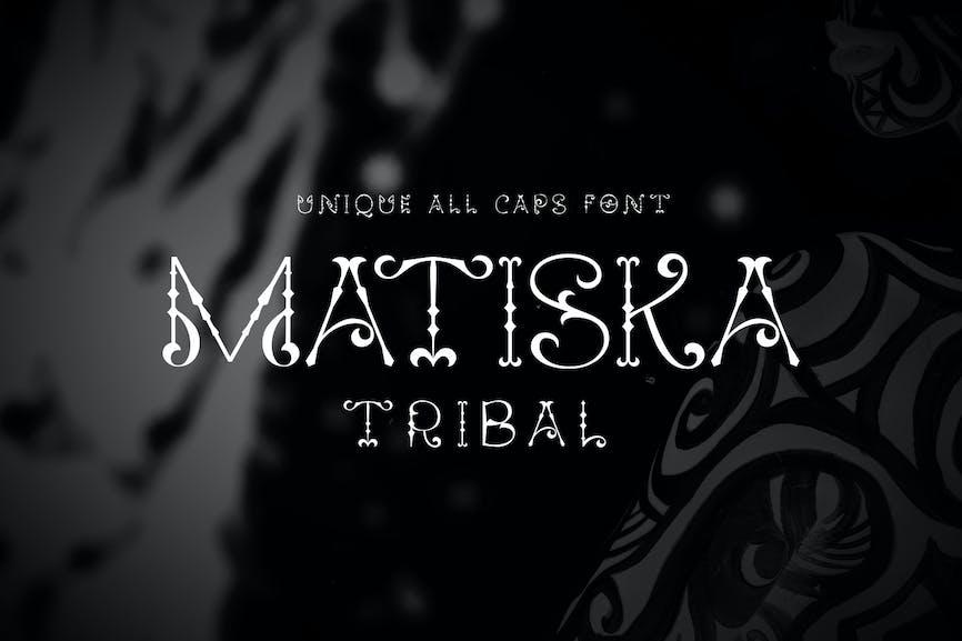 Matiska-Tribal