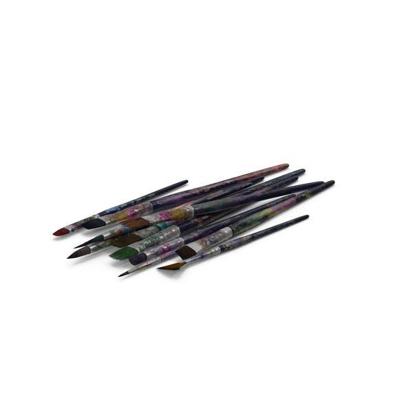 Thumbnail for Artist Brush Set