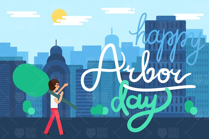 Thumbnail for City Arbor Day