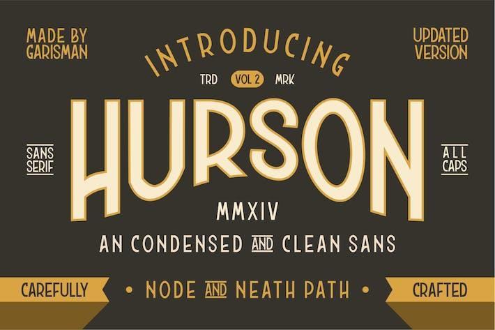 Thumbnail for Hurson | Vintage Clean Version