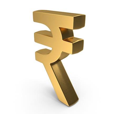 Rupee Logo Icon